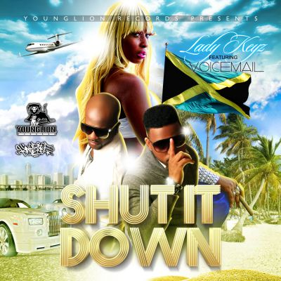 Lady Keyz to shoot 'Shut it Down' video in Jamaica