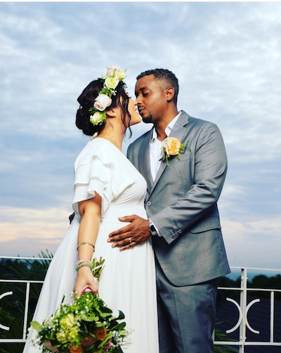 Tessanne ties the knot
