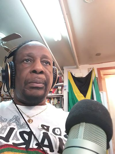 NY-based broadcaster Clive Hudson blazes a trail in radio for the Caribbean