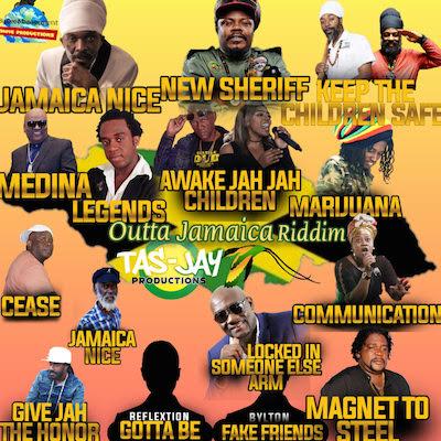 Tasjay Productions blasts off 'Outta Jamaica'