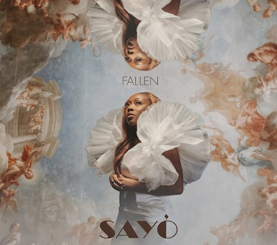 Sayò gets big response for 'Fallen'