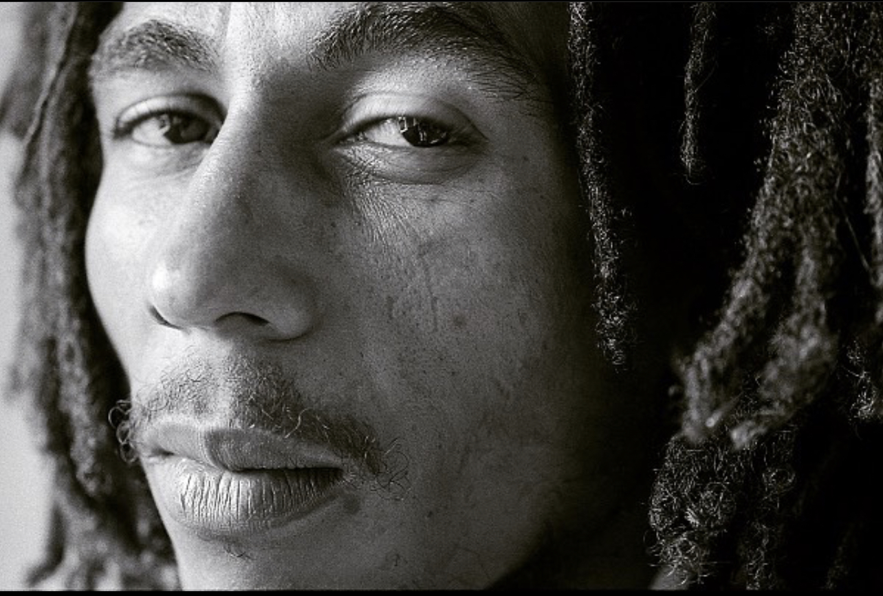 Statue of Bob Marley unveiled in the UK