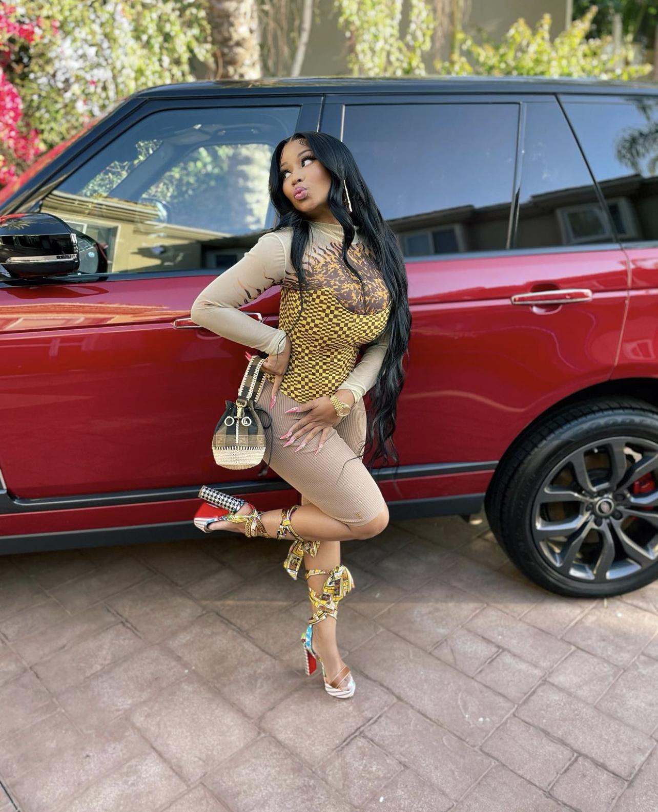 Dr. Fauci invalidates Nicki Minaj's claim