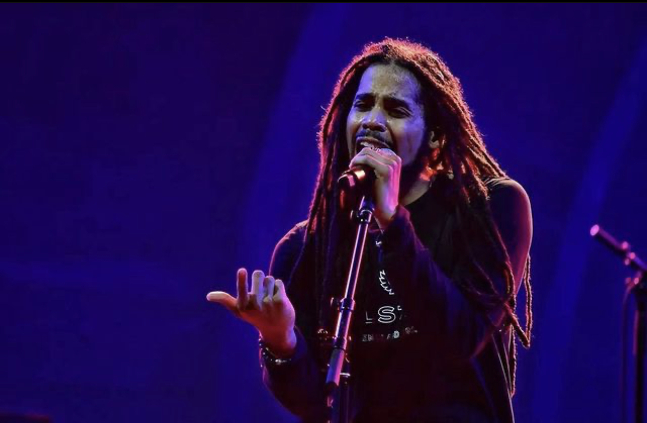 SKIP MARLEY CERTIFIED GOLD WITH 'SLOW DOWN' SINGLE